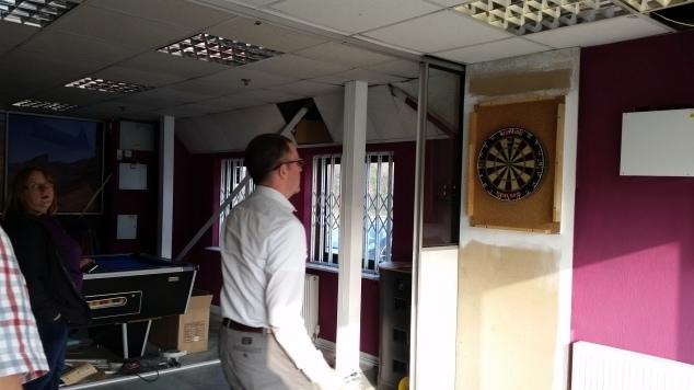 Gerald darts