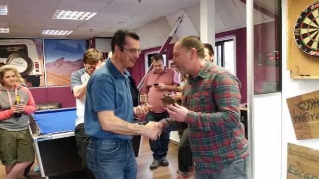 ron handshake